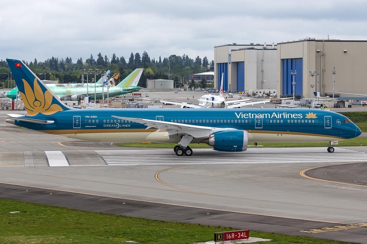 Hơn 10 năm chuẩn bị, Vietnam Airlines vẫn chưa có đường bay thẳng tới Mỹ