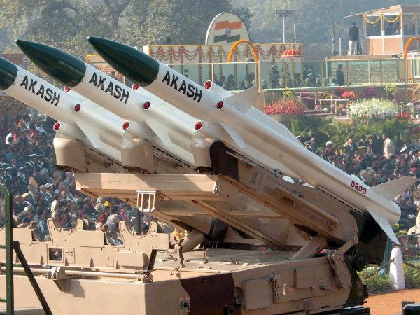 Ấn Độ đề nghị bán phi đạn Akash cho Việt Nam