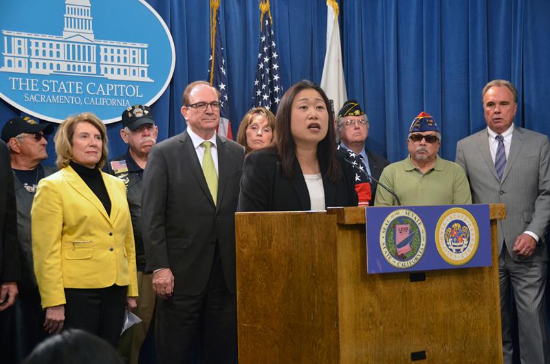 Nghị sĩ Janet Nguyễn phản đối đề nghị ngân sách của thống đốc California