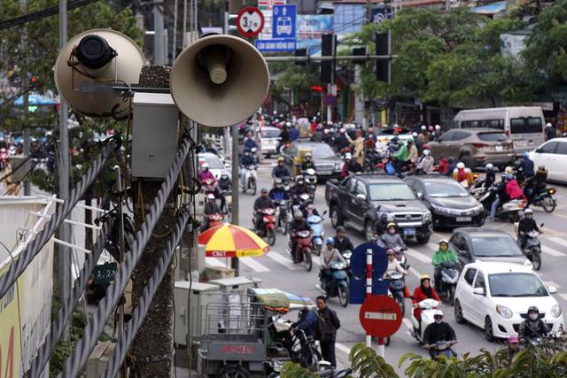Sở Thông Tin Hà Nội nhất quyết không bỏ loa phường