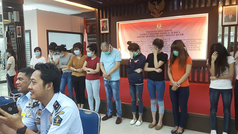 Indonesia bắt giữ hàng chục phụ nữ Việt nghi hành nghề mại dâm ở Jakarta