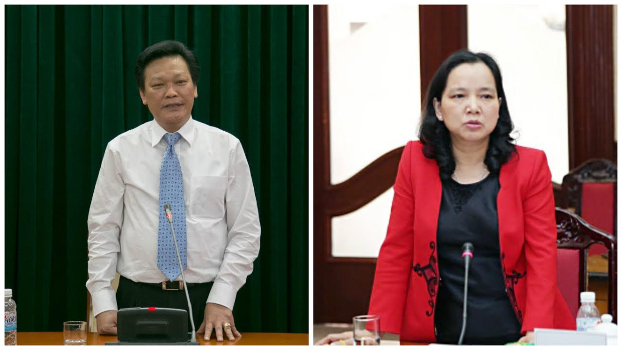 """Thủ tướng CSVN """"khiển trách"""" 2 thứ trưởng liên quan tới vụ Trịnh Xuân Thanh"""