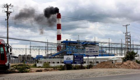 Việt Nam xây thêm nhà máy điện than tại Vũng Áng