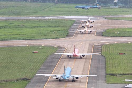 Việt Nam bỏ ra gần 900 triệu Mỹ kim để mở rộng phi trường Tân Sơn Nhất