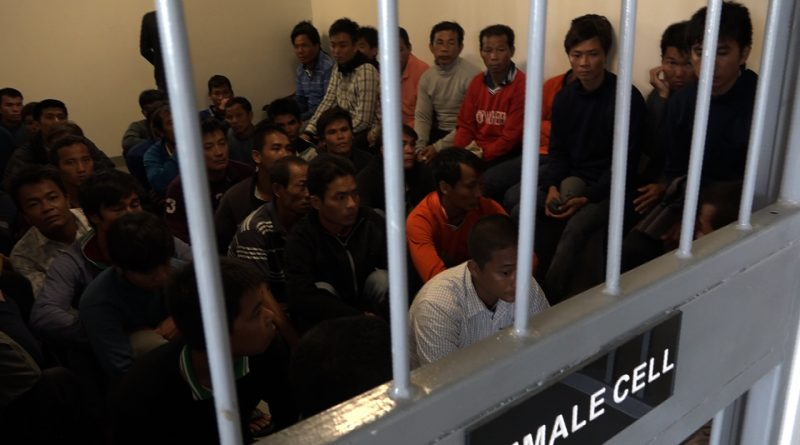 50 ngư dân Việt ra tòa ở Papua New Guinea vì đánh cá trái phép