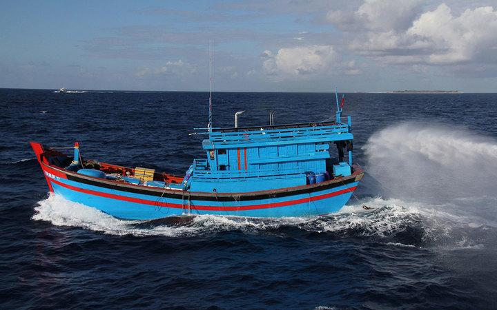 40 ngư dân Việt Nam bị bắt rồi trốn thoát ở New Caledonia