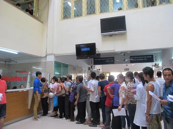 Đầu năm mới, Bộ Y Tế CSVN tăng cường kiểm tra các bệnh viện