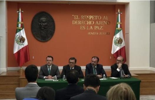 Hai nhà lãnh đạo Hoa Kỳ – Mexico  huỷ bỏ cuộc gặp gỡ vì bức tường biên giới