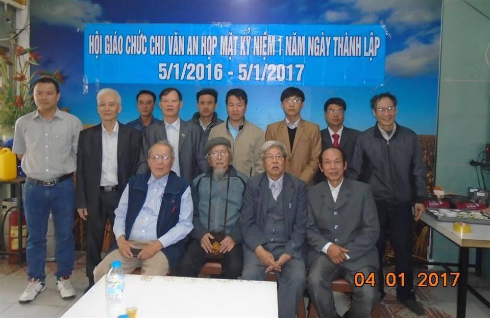 Hội giáo chức Chu Văn An kỷ niệm 1 năm thành lập