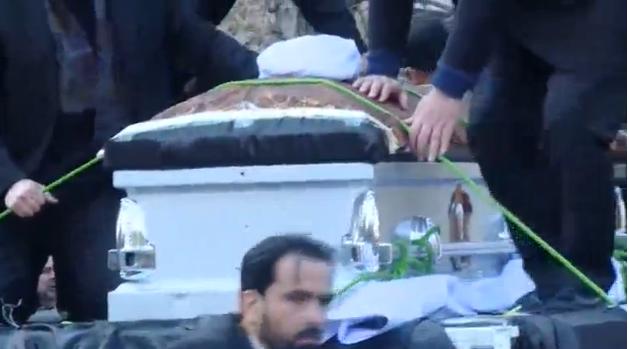 Iran cử hành tang lễ cho cựu tổng thống Rafsanjani