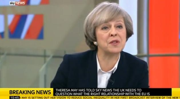 Nước Anh ưu tiên chiến lược hạn chế di dân