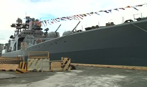 Nga hứa sẽ viện trợ vũ khí cho Philippines