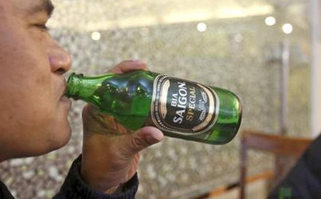 Bia tiêu thụ ở Việt Nam mùa tết tăng 30%
