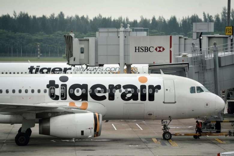Phi cơ tigerair hạ cánh khẩn cấp xuống Tân Sơn Nhất vì mùi cháy khét