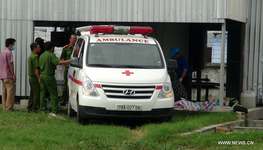 5 người chết vì ngộp khí trong hầm sản xuất nước mắm ở Phú Yên