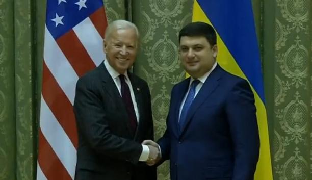 Phó tổng thống Biden: Thế giới chống lại sự hung hăng của Nga