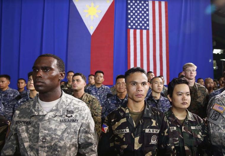 Phillippines tuyên bố các thỏa thuận quốc phòng với Hoa Kỳ sẽ không thay đổi