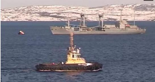 Putin tăng cường sức mạnh quân sự của nga tại Bắc Cực