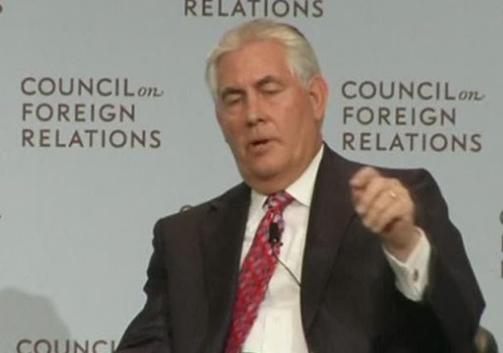 Rex Tillerson đối mặt với chất vấn về Nga, Nato và Bắc Hàn