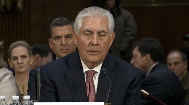 Rex Tillerson cam kết giữ lệnh trừng phạt đối với Cuba