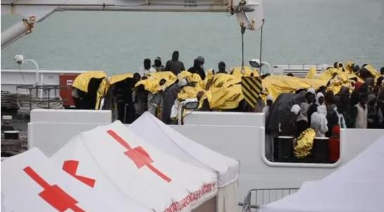 Save The Children phản đối thoả thuận của Liên Âu và Libya đẩy di dân trở lại nơi xuất phát