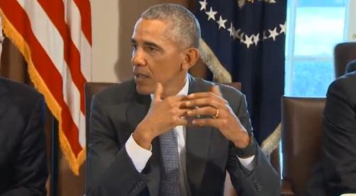 Tổng Thống Obama họp lần cuối với các cố vấn quân sự