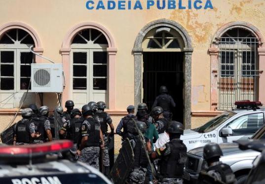 Ít nhất 33 người bị giết trong vụ bạo loạn nhà tù mới nhất tại Brazil
