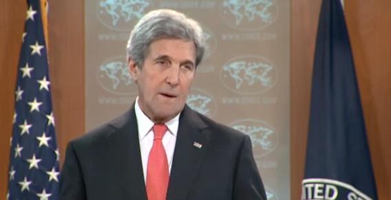 Ngoại trưởng John Kerry cảnh báo một số chính sách đối ngoại của ông Trump có thể gây xung đột