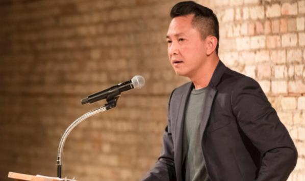Tác giả 'The Sympathizer' Nguyễn Thanh Việt thuyết trình tại UCI