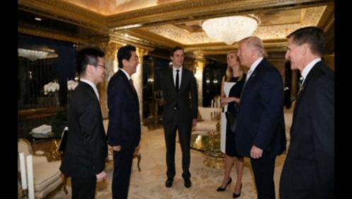 Jared Kushner, con rể đầy quyền lực của ông Trump & mối quan hệ với thương nghiệp Trung Cộng