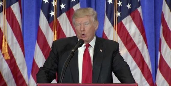 Ông Trump cáo buộc cơ quan tình báo Hoa Kỳ đưa tin thất thiệt