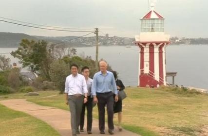 Nhật và Úc tái khẳng định ủng hộ thoả thuận TPP