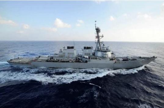 Tàu hải quân Mỹ bắn cảnh cáo tàu dân quân Iran ở vịnh Ba Tư