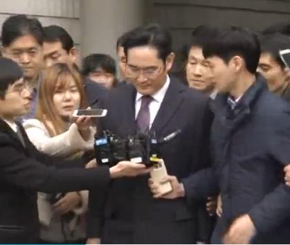 Tạm giam lãnh đạo Cty Samsung