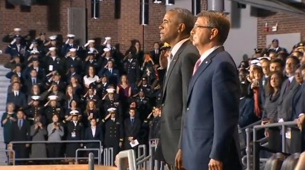 Tổng thống Obama chia tay quân đội Hoa Kỳ