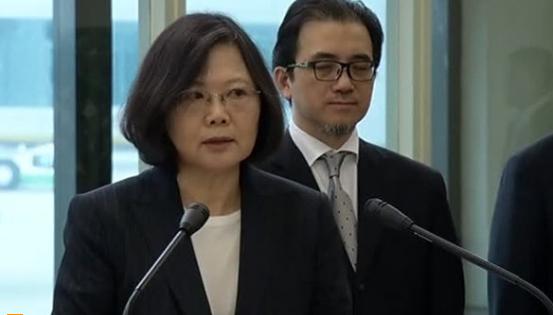 Tổng thống Đài Loan mong muốn kỷ nguyên hòa bình mới với Bắc Kinh
