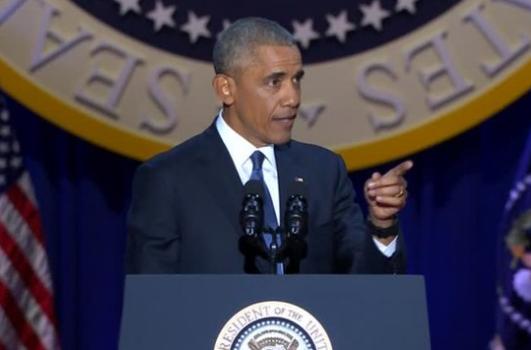 Tổng Thống Obama cảnh báo mối đe dọa của nền dân chủ Hoa Kỳ