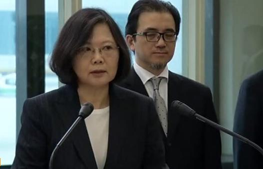 Tổng thống Thái Anh Văn: Đài Loan là một đồng minh đáng tin cậy