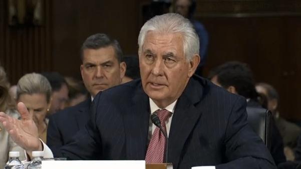 Thượng nghị sĩ Ben Cardin phản đối Rex Tillerson làm ngoại trưởng
