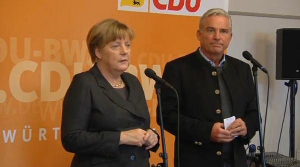 Thủ tướng Đức cam kết với Hoa Kỳ thương mại và chi tiêu quân sự
