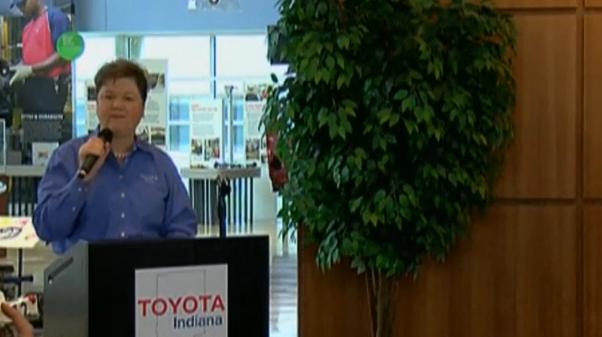 Toyota thêm 400 việc làm tại nhà máy lắp ráp Indiana