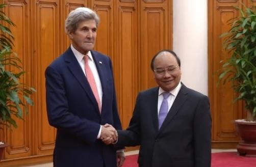 Báo mạng Mỹ phản đối ngoại trưởng Kerry mô tả Việt Nam là nước 'tư bản cuồng nhiệt'