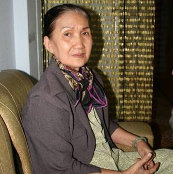 Bà quả phụ hải quân thiếu tá Nguyễn Thành Trí qua đời (Huy Đức)