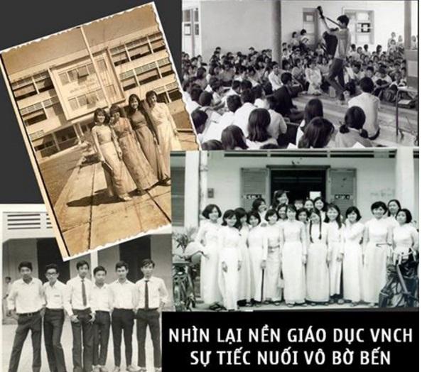 Nhìn lại nền giáo dục Việt Nam Cộng Hòa – sự tiếc nuối vô bờ bến (Dạ Thảo)