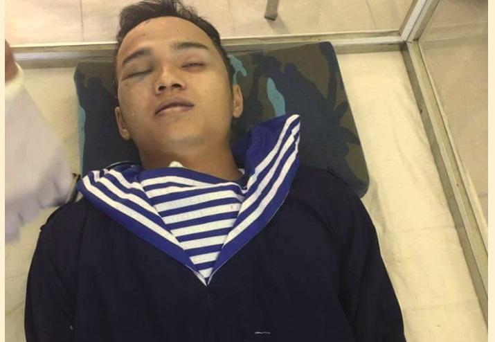 Gia đình kêu oan cho một bộ đội hải quân chết nghi vì bị đồng đội đánh đập