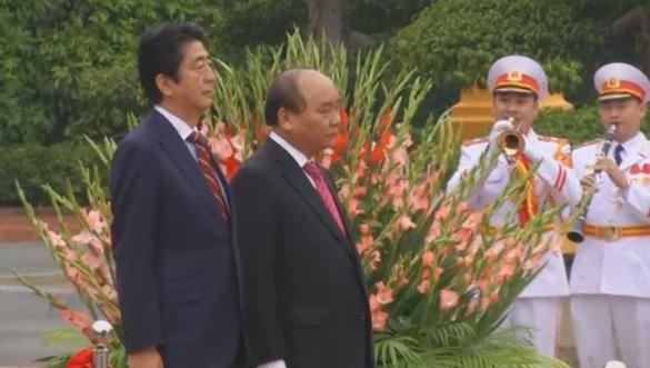 Thủ tướng Nhật tặng 6 tàu tuần duyên nhân chuyến thăm Việt Nam