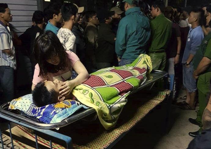Điều tra vụ 2 công an Bình Định say rượu đánh chết dân