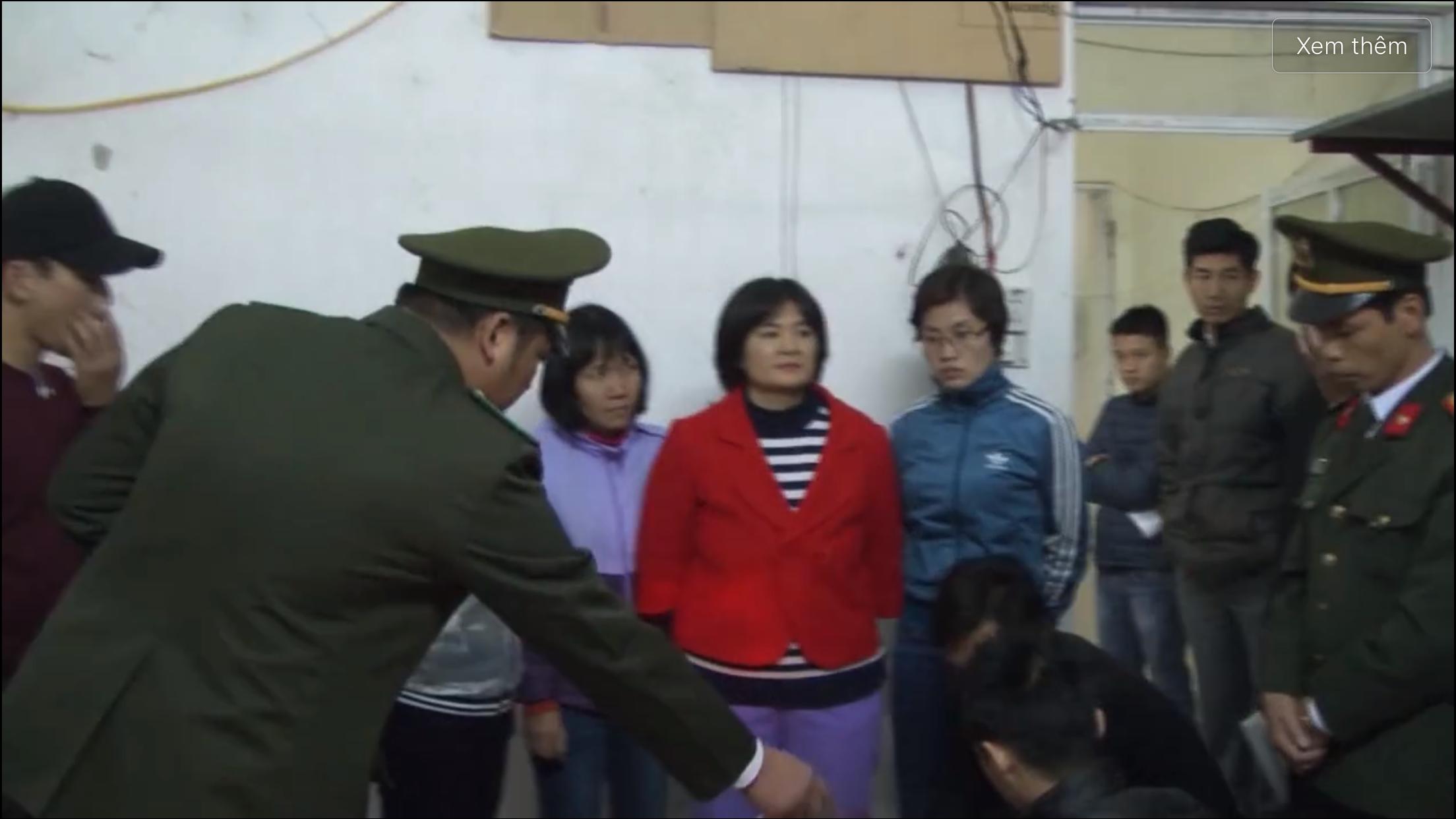 Nhà hoạt động Trần Thị Nga bị công an Hà Nam khởi tố bắt giam theo điều 88