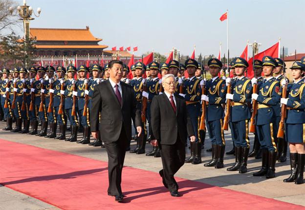 Ông Nguyễn Phú Trọng đi Bắc Kinh để làm gì?