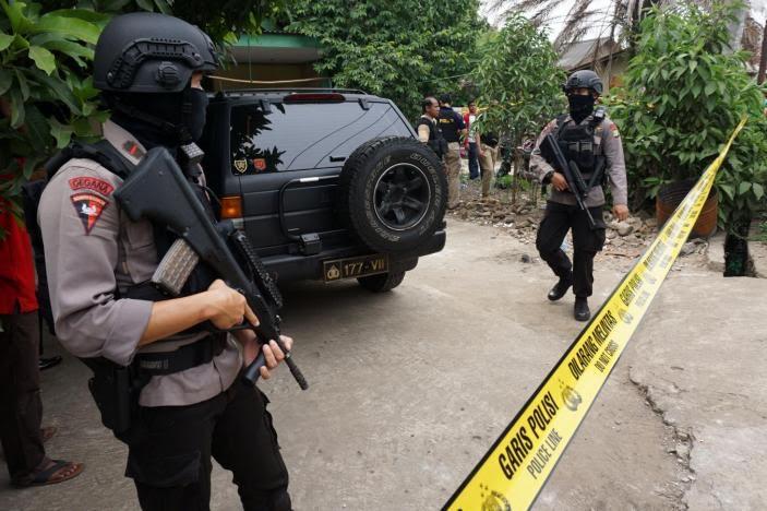 """Nhóm phiến quân Indonesia bị Hoa Kỳ đưa vào danh sách """"chống khủng bố"""""""